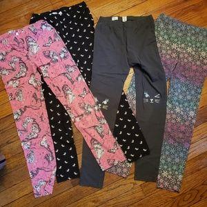 Gap kids leggings bundle